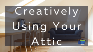 HOW TO ATTIC BLOG