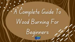 Wood Burning BLOG
