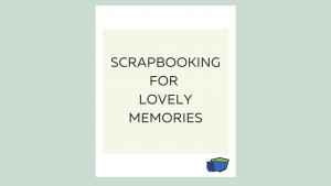 scrapbooking blog